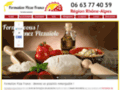 Formations pizzaiolo http://formation-pizza-france.fr