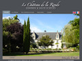 Bed and Breakfast http://lechateaudelaronde.fr