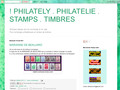 Philatélie http://philately-stamps.blogspot.com