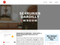 Ouverture de porte http://serrurier-dardilly.webservicemarketing.fr/
