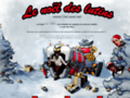 Page d'accueil du site http://spectacle-de-noel.pagesperso-orange.fr