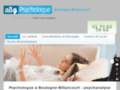 Psychologue clinicien http://www.allo-psychologue-boulogne.fr/