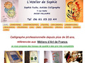 Animation Fêtes http://www.animation-calligraphe06.fr