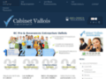 Assurance professionnel http://www.cabinetvallois.fr