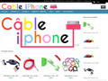Accessoires mobile http://www.cable-iphone.fr