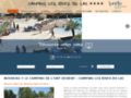 Lien http://www.camping-lesrivesdulac.com