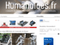 Robotique http://www.humanoides.fr
