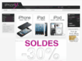 Accessoires mobile http://www.iphony.fr