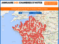 Annuaires voyage http://www.les-chambresdhotes.fr/