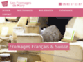 Fromage http://www.les-fromages-de-mary.com