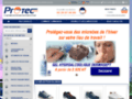 Equipements de protection http://www.protecnord.fr