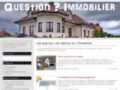 Services immobiliers http://www.question-immobilier.com