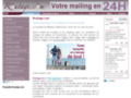 Emailing http://www.routage-com.fr