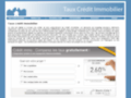 http://www.tauxcreditimmobilier.info