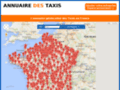 Taxis http://www.taxis-annuaire.fr/