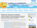 Calendrier scolaire http://www.vacance-scolaire.fr