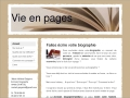 Biographe http://www.vieenpages.fr