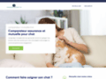 Assurance animaux https://comparateur-mutuelle.chat/