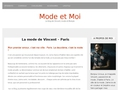 Blogs mode https://modeetmoi.fr/