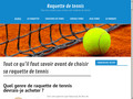 Tennis https://raquette-de-tennis.ovh/