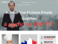 Emailing https://www.fichiersdemail.fr