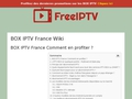 Tv en ligne https://www.iptv-france-wiki.fr