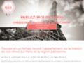 Lien https://www.parlezmoideparis.com